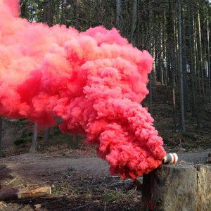 Spalvoti dūmai