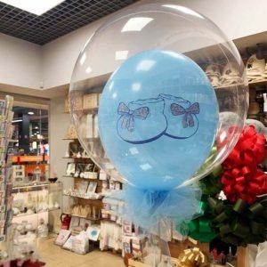 Qualatex bubbles (plastikiniai)