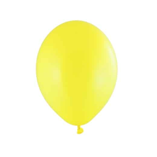 Geltoni - pasteliniai balionai