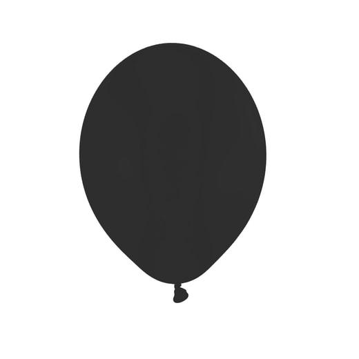 Juodi - pasteliniai balionai