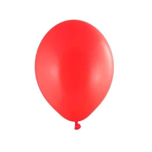 Raudoni - pasteliniai balionai