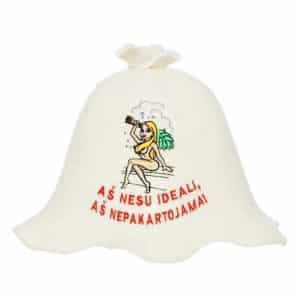 Moteriška pirties kepurė