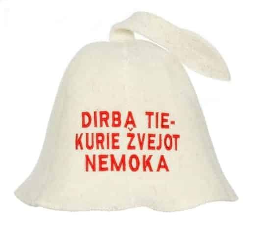 Pirties kepurė žvejui
