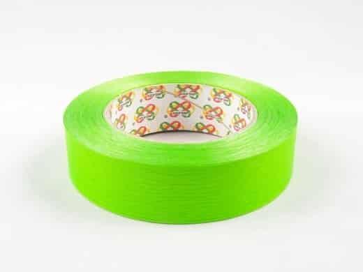 Plastikinė (žalia) juostelė