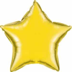 """Folinis balionas """"Žvaigždutė"""""""