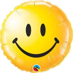 """Folinis balionas """"Šypsenėlė"""""""