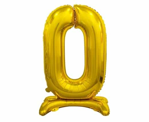 "Auksinis folinis skaičius ""0"""