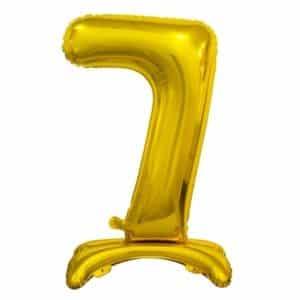"Auksinis folinis skaičius ""7"""