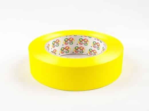 Plastikinė (geltona) juostelė