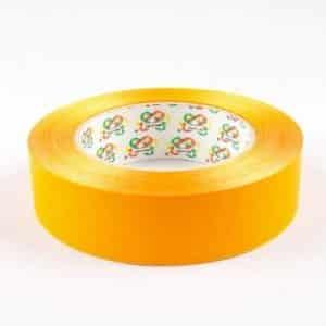 Plastikinė (oranžinė) juostelė