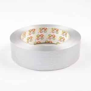 Plastikinė (sidabrinė) juostelė