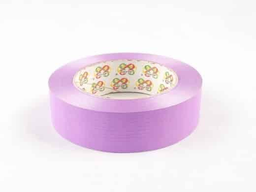 Plastikinė (violetinė) juostelė