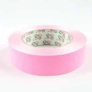 Plastikinė (rožinė) juostelė
