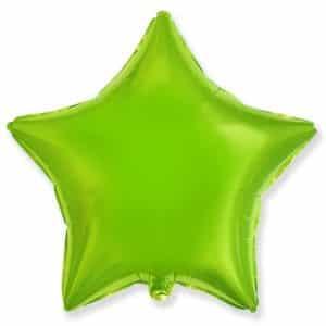 Folinė - žalia žvaigždutė