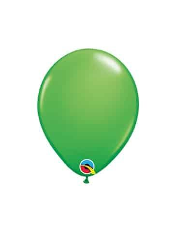 "Žali balionai 12cm./05"""