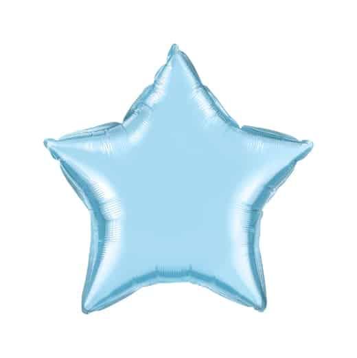 Folinė - žydra žvaigždutė