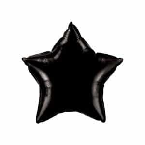 Folinė - juoda žvaigždutė