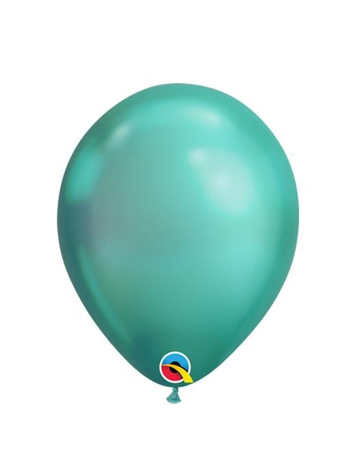 Žali - chrominiai balionai