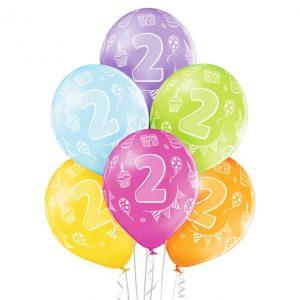 """Gimtadienio balionai """"2"""""""