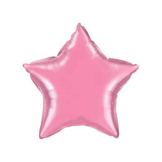 Folinė - rožinė žvaigždutė