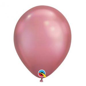 Rožiniai - chrominiai balionai