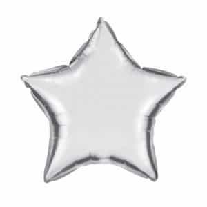 Folinė - sidabrinė žvaigždutė