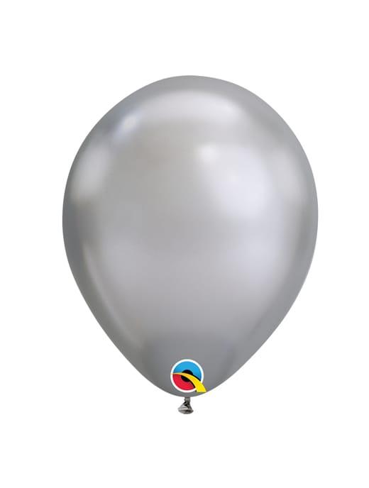 Sidabriniai - chrominiai balionai