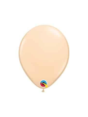 """Persikinės spalvos balionai 12cm./05"""""""