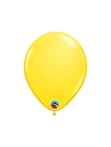 "Geltoni balionai 12cm./05"""