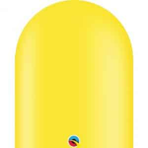 Geltoni modeliavimo balionai 646Q