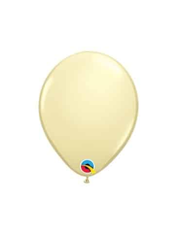 Gelsvi guminiai balionai
