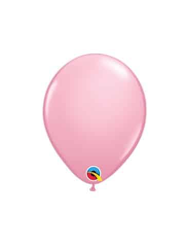 """Rožiniai 05"""" balionai"""