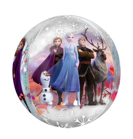 "Apvalus balionas ""Frozen"""