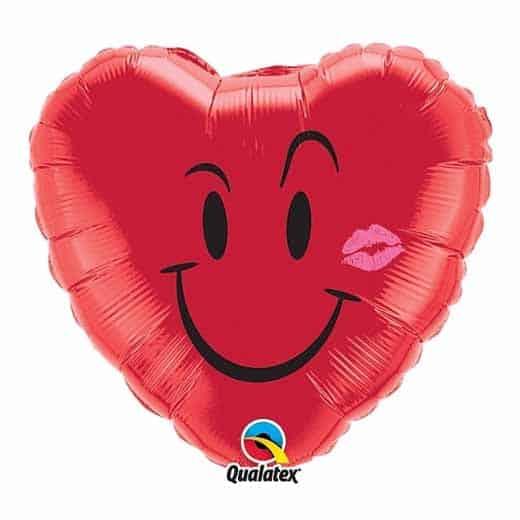 """Folinis balionas """"Širdelė"""""""