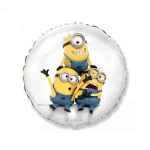 "Folinis balionas ""Minions"""