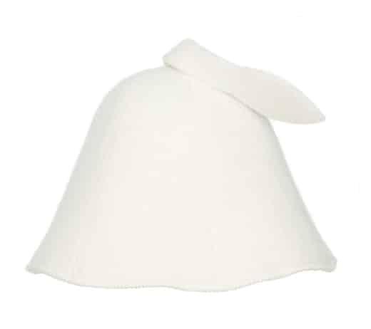 Balta pirties kepurė