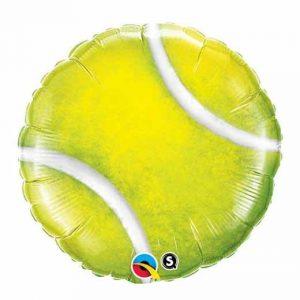 """Folinis balionas """"Teniso kamuoliukas"""""""