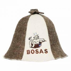 """Pirties kepurė """"BOSAS"""""""