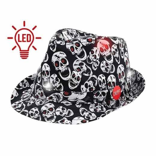 Šviečianti skrybėlė