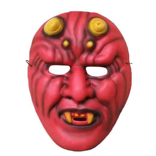 """Kaukė """"Velnias"""""""