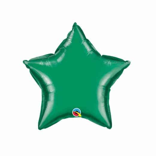 """Folinis balionas """"Žalia žvaigždė"""""""