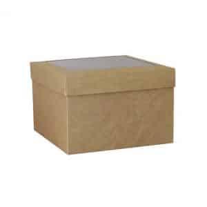 Dviejų dalių dėžutė 150x150x100mm