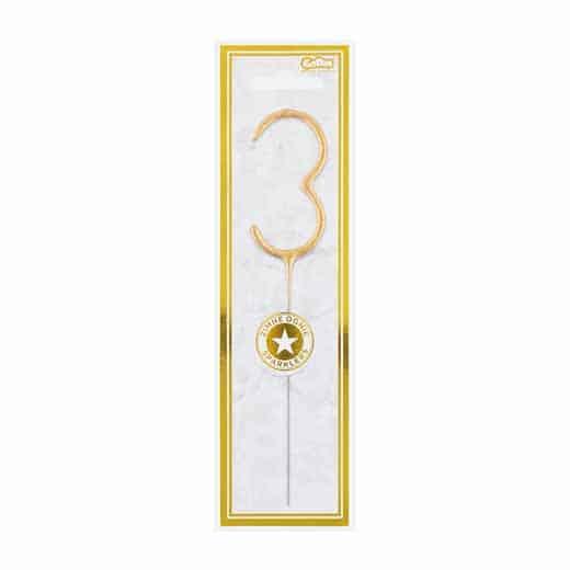 """Bengališka ugnelė skaičius """"3"""""""