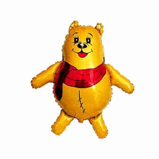 """Folinis balionas """"Meškiukas"""""""