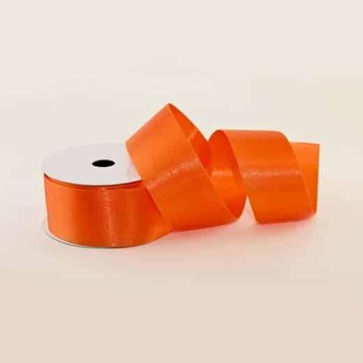 Satino juostelė (oranžinė)