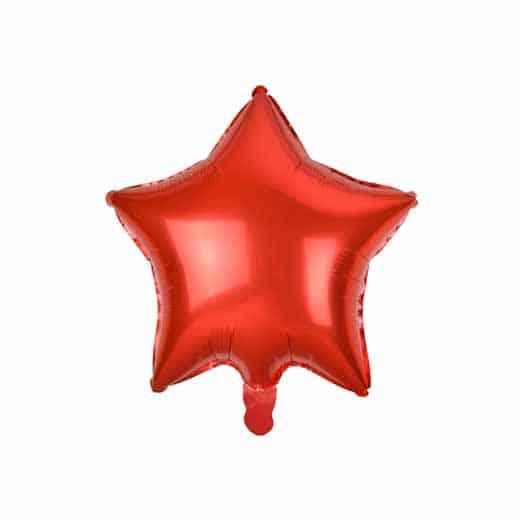 """Folinis balionas """"Raudona žvaigždė"""""""