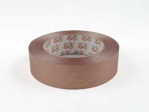 Plastikinė (ruda) juostelė