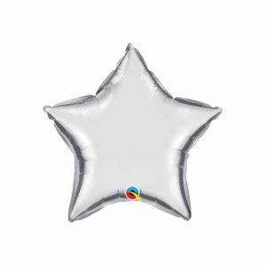 """Folinis balionas """"Sidabrinė žvaigždė"""""""