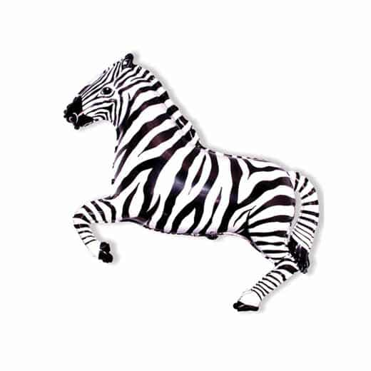 """Folinis balionas """"Zebras"""""""