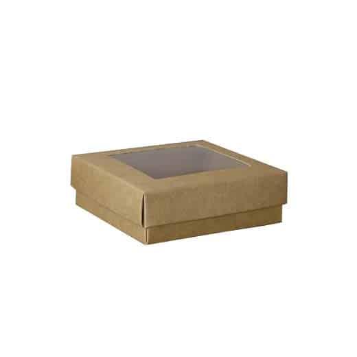 Dviejų dalių dėžutė 90x90x30mm